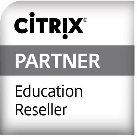 Citrix Partner Logo. Education Reseller.