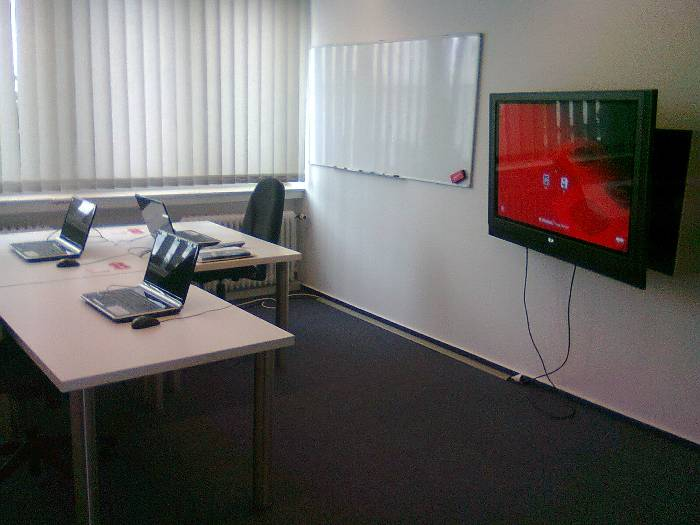IT Trainingsraum 2 Bremen